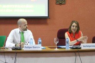 A directora da EGAP inaugura o curso Cambio e motivación na función pública